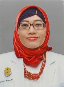 drg. Ike Ratna Dewi Sp.KGA, M.Kes